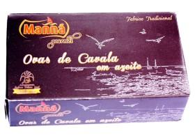 Caviar ou oeufs de maquereaux - Manna - Conserves de maquereaux du Portugal