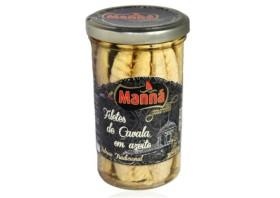 Filets de Maquereaux - Manna - Conserves de maquereaux du Portugal