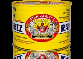 Filtes de thon 1730g Ramirez