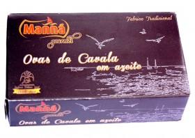 Oeufs de maquereaux à l'huile d'olive Manna