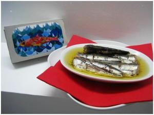 A l'huile ouverte - José Gourmet - Conserves de sardines du Portugal