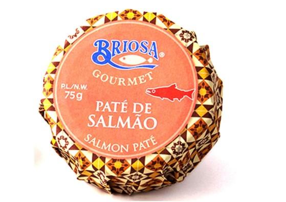 Rillettes de saumon – Briosa – Conserverie Portugal Norte
