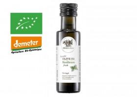 Risca Grande - Basilic - Huile d'olive bio du Portugal