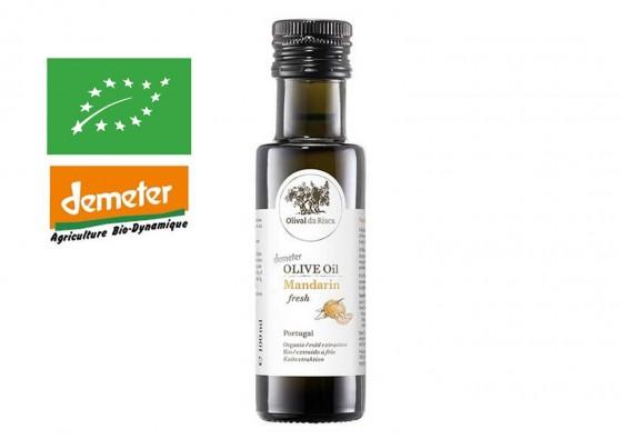 Risca Grande – Mandarine – Huile d'olive bio du Portugal