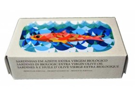 Sardines à l'huile d'olive - José Gourmet - Conserves de sardines du Portugal