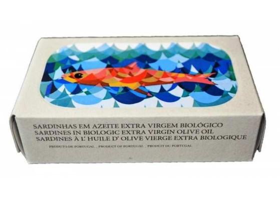 Sardines à l'huile d'olive – José Gourmet – Conserves de sardines du Portugal