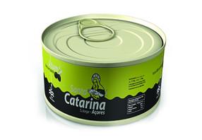 Filets de thon 1700g - Santa Catarina - Conserves de thon bonito des Açores
