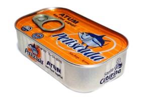 Miettes de thon à l'huile végétale - Santa Catarina - Conserves de thon bonito des Açores