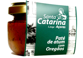 Rillettes thon à l'origan Santa Catarina