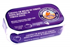 Chinchards à la tomate Pinhais