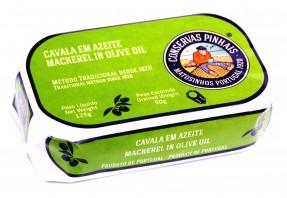 Maquereaux à l'huile d'olive Pinhais