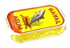 Filets de thon aux pois cassés Naval