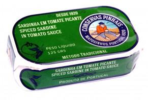 Sardines à la tomate piquante Pinhais