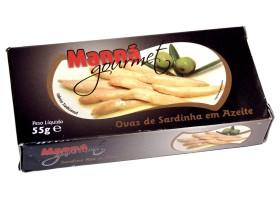 Caviar ou oeufs de sardines - Manna - Conserves de sardines du Portugal