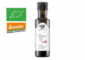 Risca Grande - Chili - Huile d'olive bio du Portugal