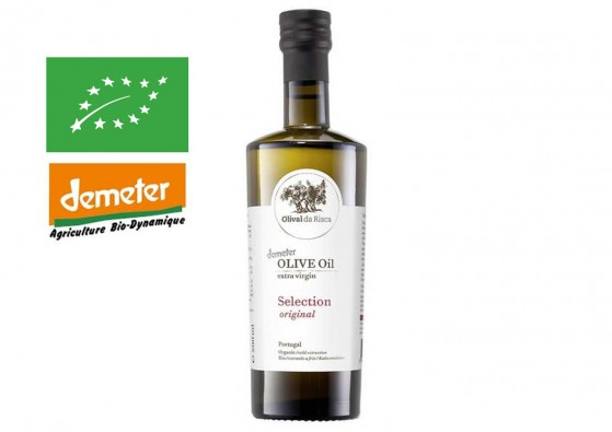 Risca Grande – Selection – Huile d'olive bio du Portugal