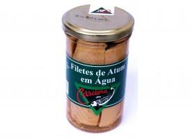 Filets de Thon Bonito au naturel Corretora