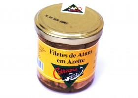 Filets de thon à l'huile d'olive Corretora