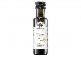 Huile d'olive Bio au citron Risca Grande