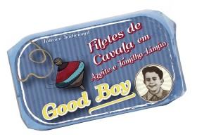 Filets de maquereaux au thym et citron - Good Boy - Conserves de maquereaux du Portugal