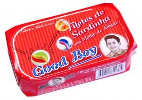Filets de sardines à la tomate Good Boy