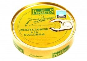 Moules à la Gallega Los Peperetes