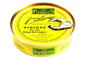 Noix de pétoncles à la Gallega Los-Peperetes