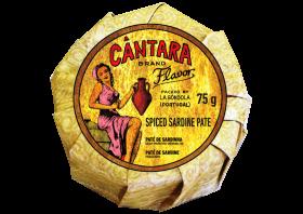 Rillettes de sardines épicées Cantara