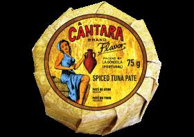 Rillettes de thon épicé Cantara