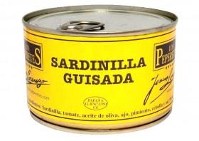 Sardines grillées à la tomate Los Peperetes