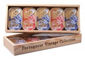 Coffret Vintage Thon Porthos