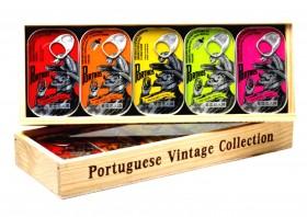 Coffret sardines vintage-Porthos