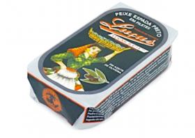 Filet de sabre noir Luças Huile olive