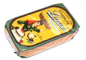 Filets de grande castagnole - Luças - Conserves de poisson du Portugal