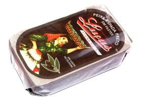 Filets de sabre noir à l'huile d'olive - Luças - Conserves de poisson du Portugal