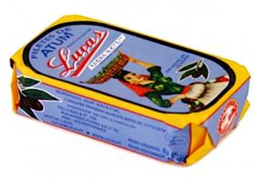 Filets de thon Luças Huile olive