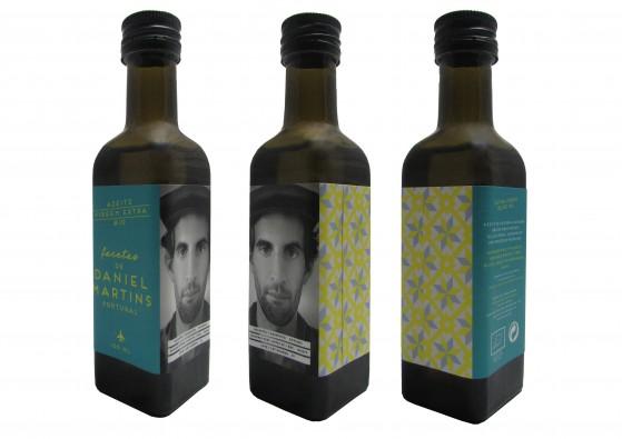 Huile d'olive extra vierge bio Quinta da Serrinha