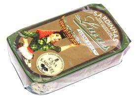 Sardines à l'huile d'olive Sao Miguel - Luças - Conserves de sardines du Portugal
