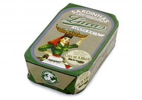 Sardines Luças Huile olive S. Miguel