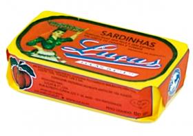 Sardines Luças Sans peau et sans aretes