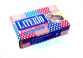 Coques au naturel Laterio Real Conservera Espanola
