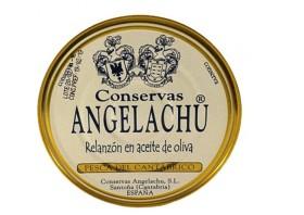 Anguilles 280g Angelachu - Conserves d'anguilles de Santoña - Cantabrie