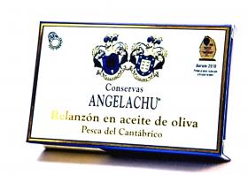 Anguilles Angelachu boite 118g