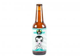Bière Joe da Silva de la Brasserie Oitava Colina