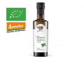 Risca Grande - Basilic 25cl - Huile d'olive bio du Portugal