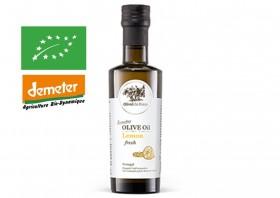 Risca Grande - Citron 25cl - Huile d'olive bio du Portugal