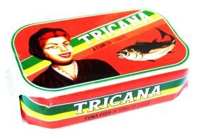 Filets de thon à la tomate - Tricana - Conserves de thon du Portugal