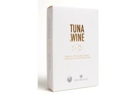 Coffret thon et vin des Açores -Azor Concha - Conserves de thon des Açores