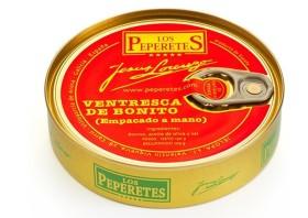 Ventrèche de thon bonito - Los Peperetes - Conserves de Galice
