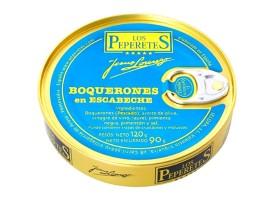 Boqueron ou petits anchois à l'escabèche - Los Peperetes - Conserves de Galice